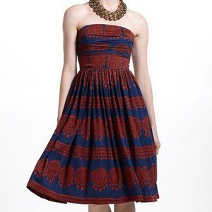 Girls From Savoy Oxidized Medallion Dress
